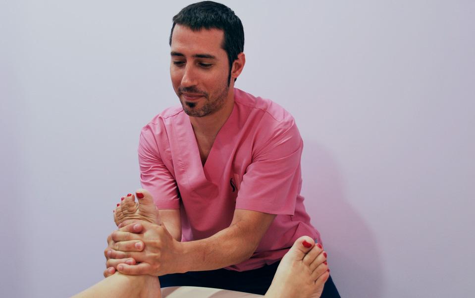 Fisioterapia y osteopatía en adultos