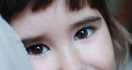 Ojos Niños y Bebés