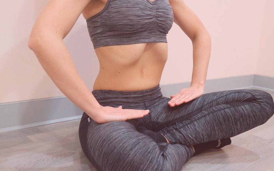 Hipopresivos y Pilates